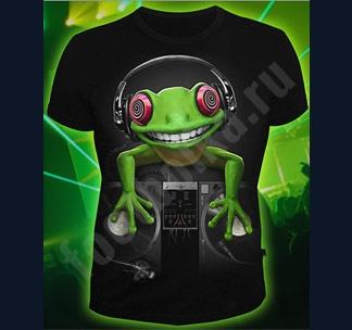 Футболка good Crazy Frog арт141572
