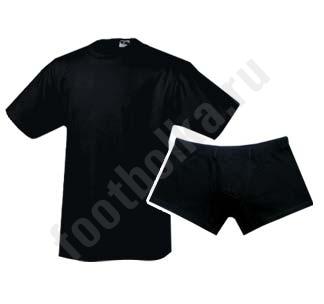 Комплект мужская футболка  трусы