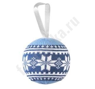 Шар новогодний Скандик арт5907