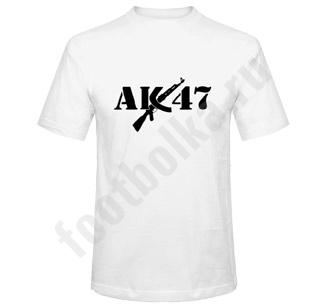 Футболка ак 47