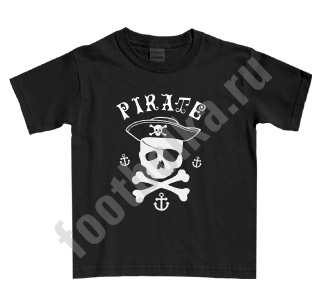 Футболка детская Pirate