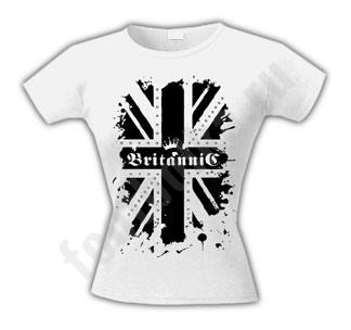 Футболка женская FREEdom Britannic