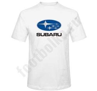 Футболка Субару