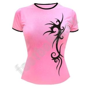 """Модель футболки на фото: Футболка женская  """"Kant """" фирменная."""