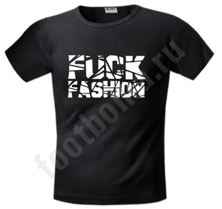 Футболка мужская Fuck Fashion