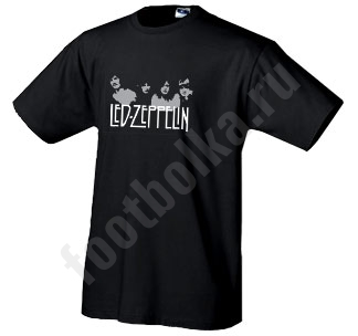 Футболка Led Zeppelin