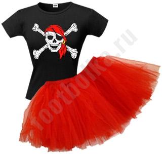 Костюм halloween Пиратка