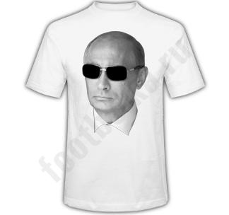 Футболка Путин в очках