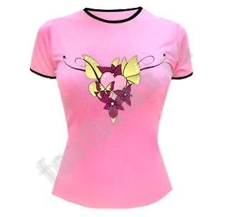 Футболка Rose Flower