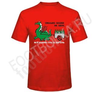 футболки с драконами