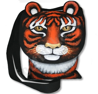Сумка авторская Амурский тигр ТАЕЛ
