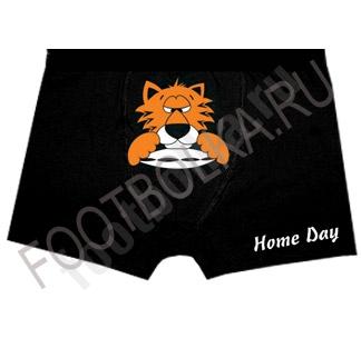 Трусы мужские с тигром Home Day