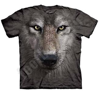 Футболка The Mountain Wolf Face артE324900