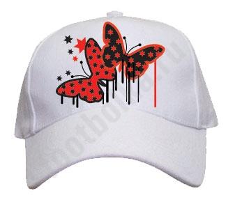 Бейсболка Слезы бабочек