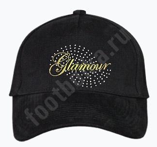 Бейсболка Glamour