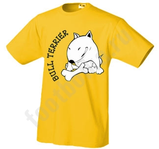 Футболка Bull Terrier