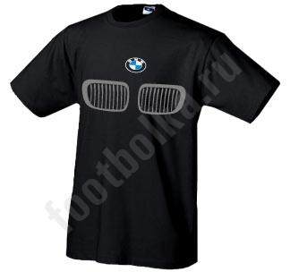 Футболка BMW Черный бумер