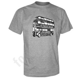 Футболка мужская Bus