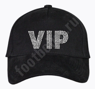 Бейсболка  VIP swarovski
