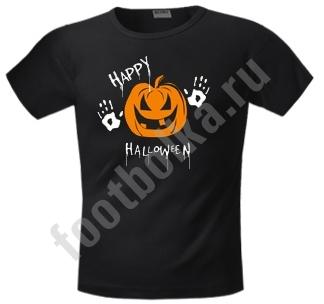Футболка halloween Happy Halloween