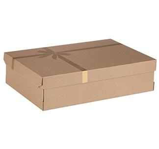 Коробка подарочная с крышкой арт6611
