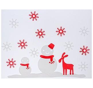 Силиконовый коврик для приготовления Новый год