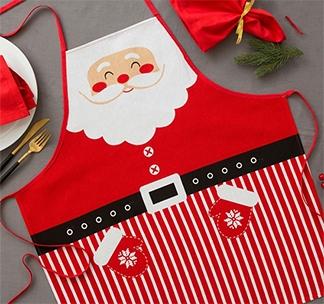 Кухонный набор от Дедушки Мороза в коробке