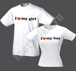 Прикольные футболки для влюбленных * Одна футболка для Вас, вторую...