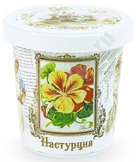 Набор для выращивания Настурция арт P1504 bum