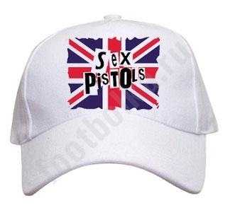 Бейсболка  Sex Pistols
