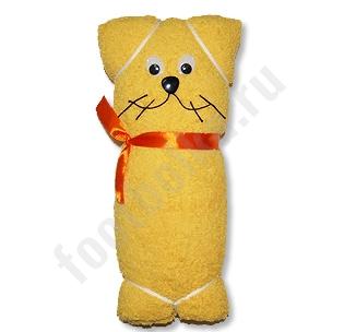 Полотенце Желтый Кот