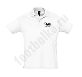 Рубашка поло Выпученная рыба