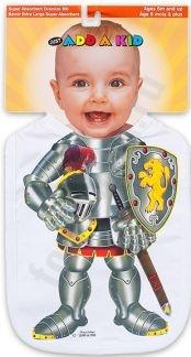 Слюнявчик Рыцарь арт 4575