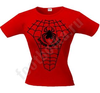 Футболка Spider woman