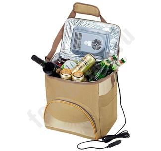 Сумкахолодильник с питанием от прикуривателя арт 4406