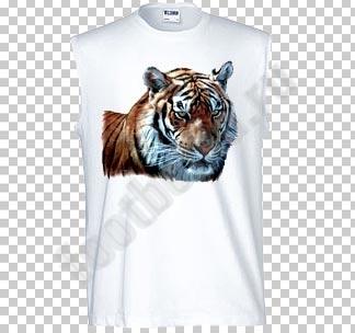 Футболка Уссурийский тигр jazzy