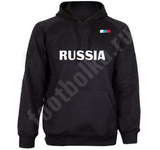 Толстовка Russia Россия