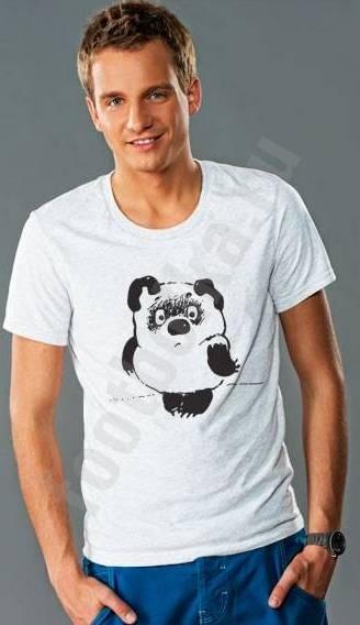 Заказ футболки С винни пухом и пчелами в интернет магазине прикольных...