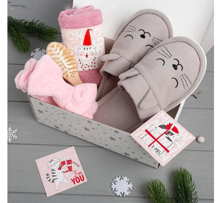 """Набор подарочный """"Merry catmas"""""""