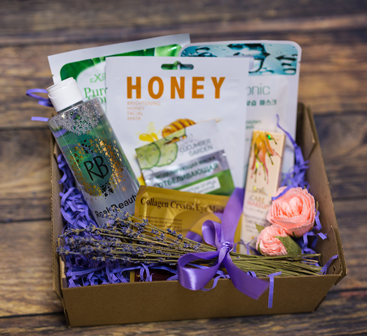 Подарочный набор Beauty Box вид 51