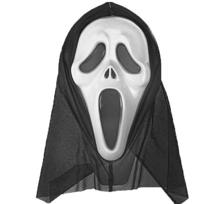 "Маска ""Крик"" хеллоуин"