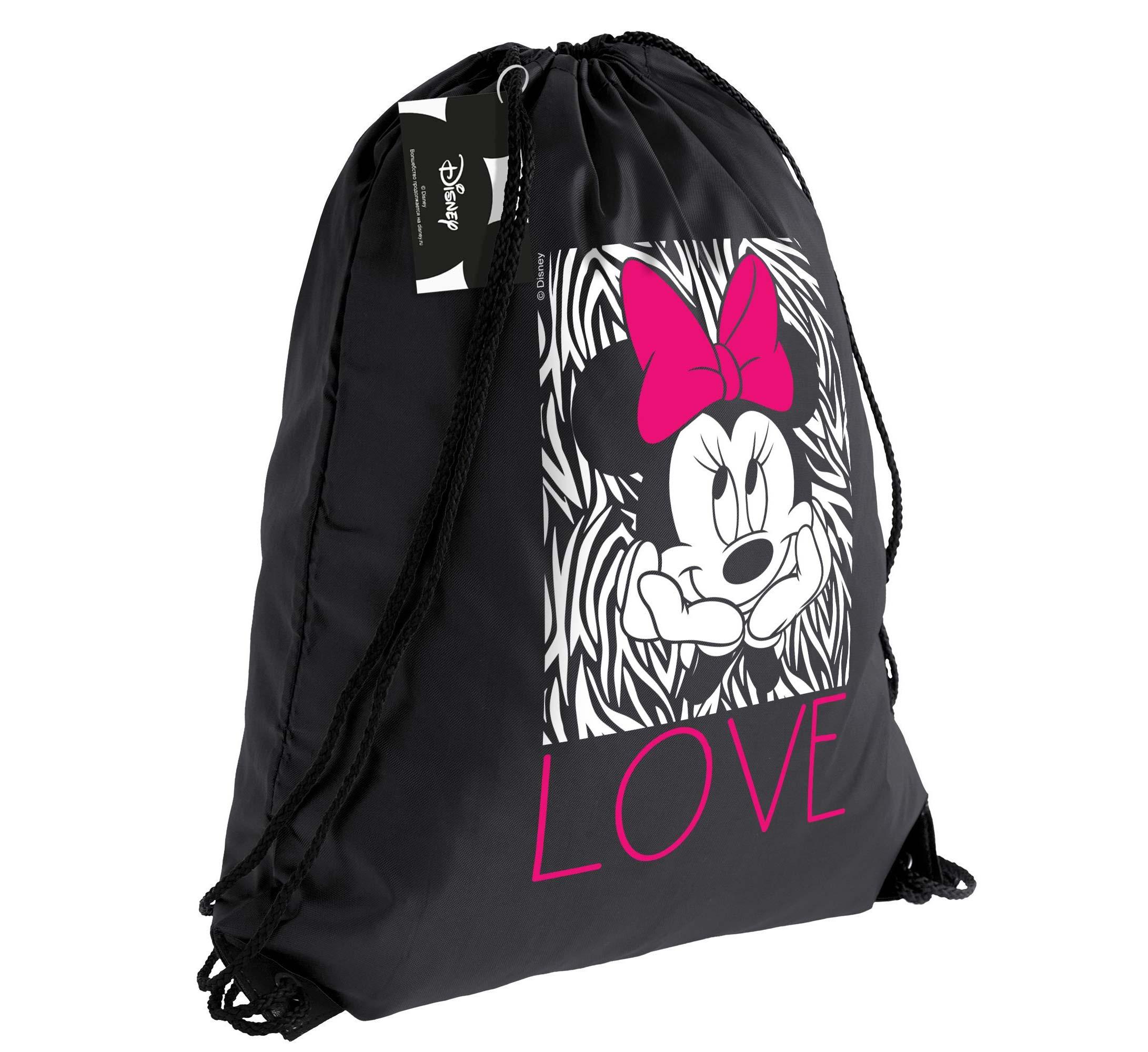 Рюкзак / мешок для сменки  Минни Маус. In Love арт. 55526.31