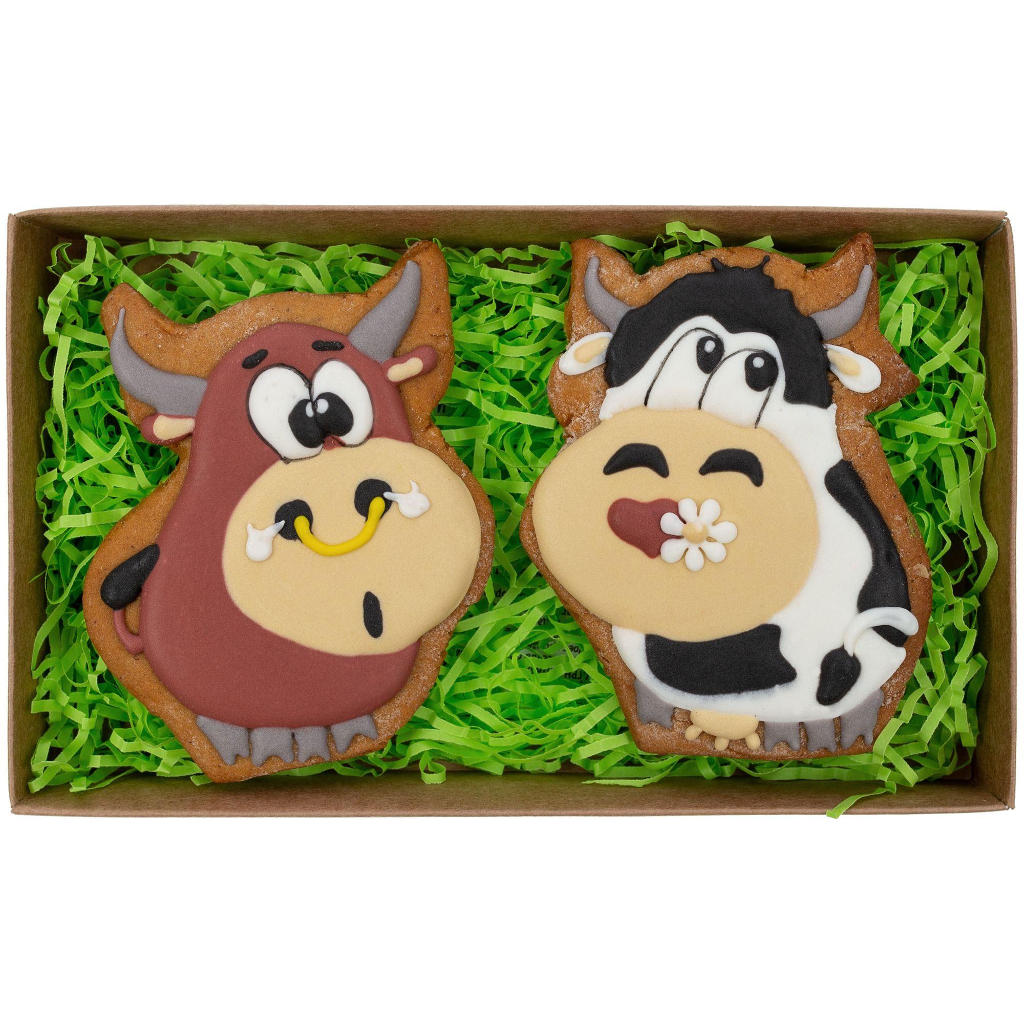 Набор печенья Cookie Moo арт 12502