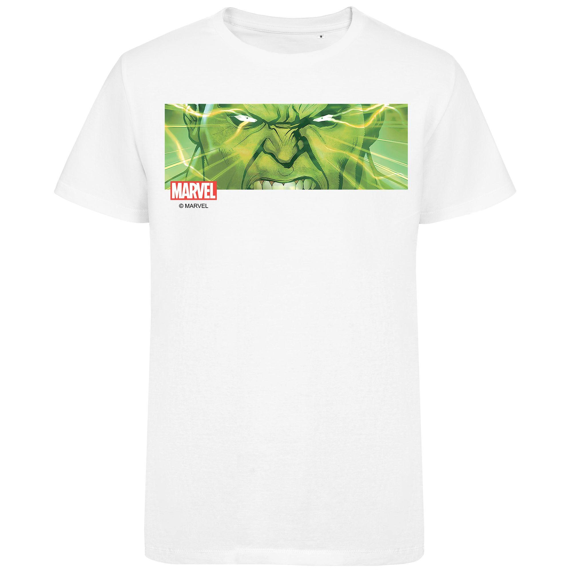 Футболка Hulk Energy, белая арт 55563.60
