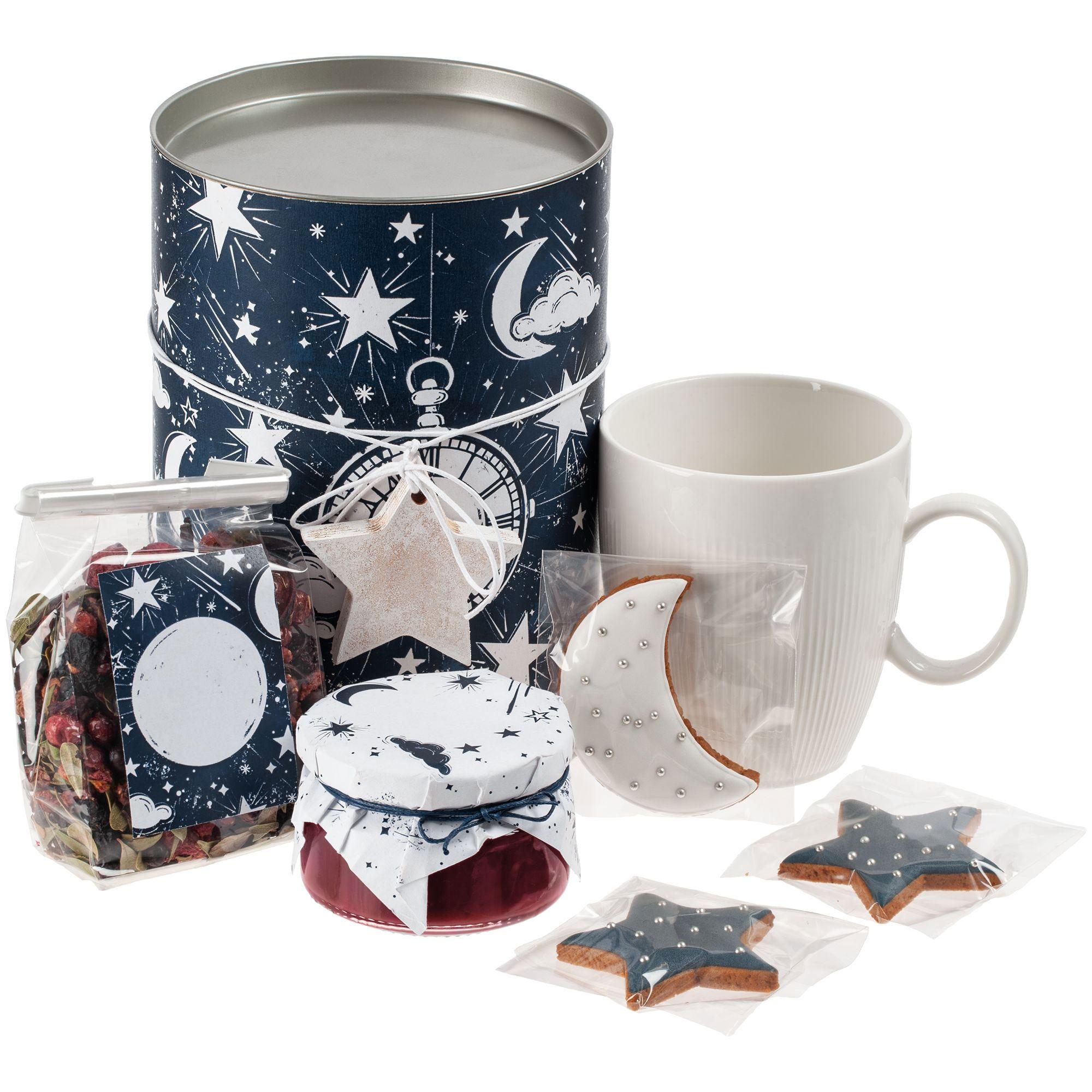 Набор чайный Christmas Sky арт 11084