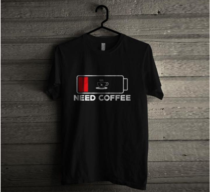 Футболка унисекс Need Coffee