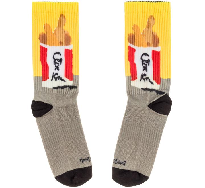 Носки «Куриные ножки»
