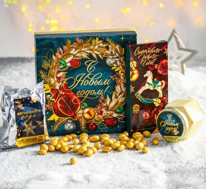 Подарочный набор «Новогоднее Волшебство»