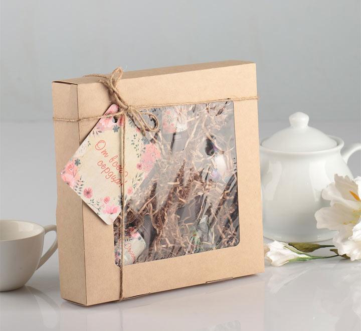 """Подарочный набор """"От всего сердца"""" чайная коллекция"""
