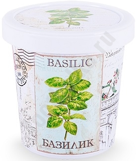Набор для выращивания Базилик, арт.b1482 bum